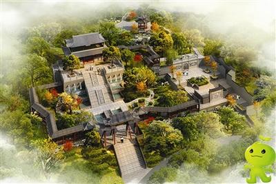 博古今中外之长展山西园林之魅(组图)开始设计图从哪时建筑画图片