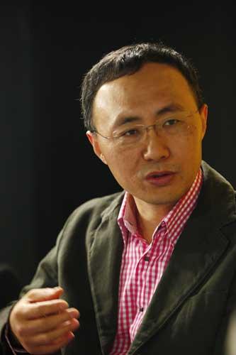 光线传媒董事长王长田做客搜狐