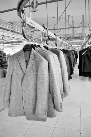 男装行业保持高增长态势券商建议关注品牌服装企业