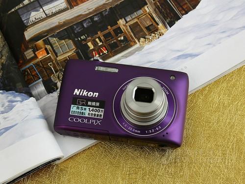 图为:尼康S4150
