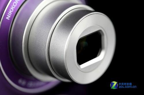 图为:尼康S4150镜头