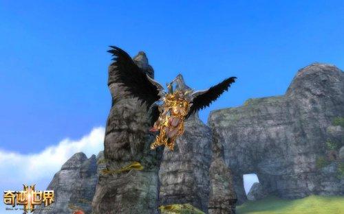 《奇迹世界2》经验狂欢新区角色预创