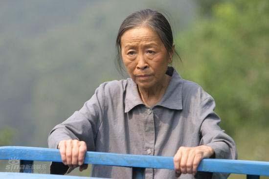 张少华演绎出苦情婆婆的代表