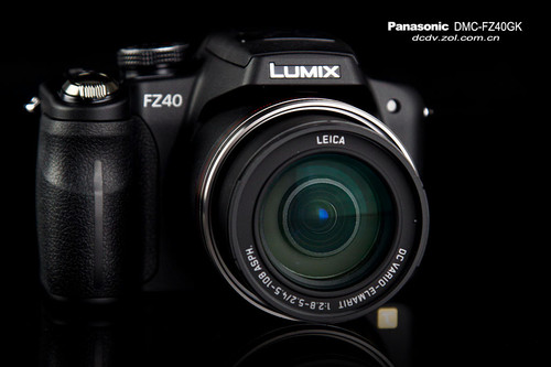 图为:松下长焦相机FZ40