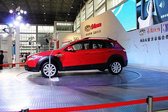2011杭州国际车展第二季A馆展出车型