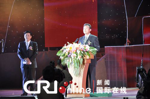 第三届桂林山水国际文化旅游节开幕式文艺晚视频捉帝皇蟹图片