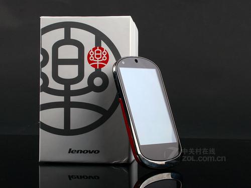 图为3GW101版联想乐Phone