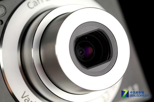 图为:索尼W530镜头