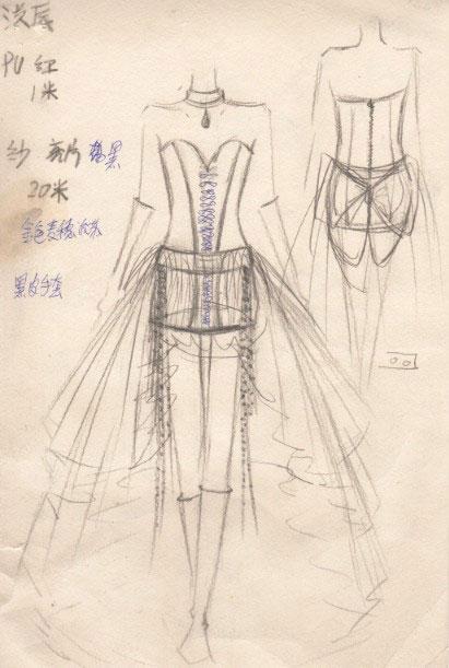 杨洋铅笔画素描