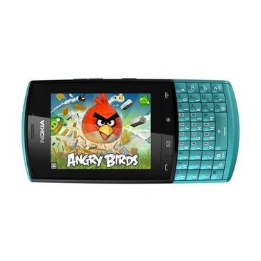 非智能触屏手机游戏_1G处理器触键双控 诺基亚Asha 3030发布(组图)-搜狐滚动
