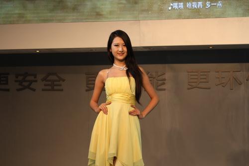 2011南昌国际车展车模