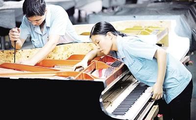 海伦钢琴股份有限公司是宁波市最早获得
