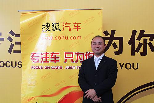 东风悦达起亚上海商务代表处首席商务代表童兵