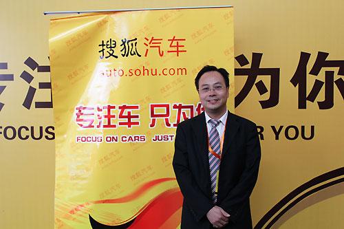 杭州圣大汽车有限公司总经理丁华敏先生