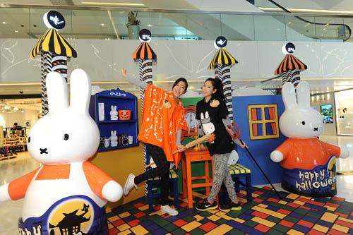 兔影幢幢Miffy 部屋