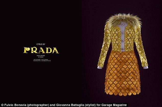 新款普拉达lv广告有创意图片