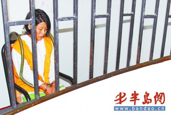 女犯背铐提审,女子体罚学院,齐齐哈尔看守所里面图片