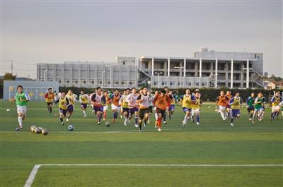 人口老龄化_日本的足球人口