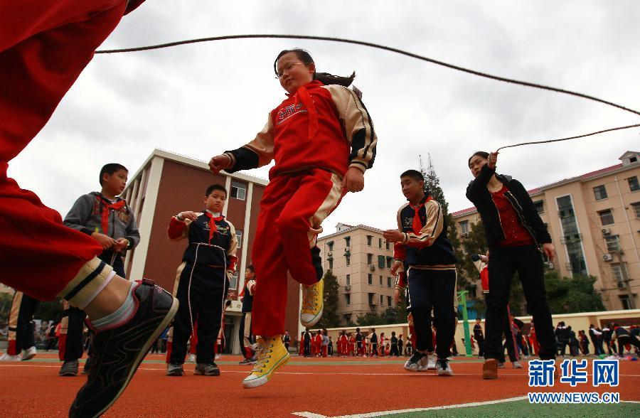 一名上海小学生的生活学习(组图)直升对口小学初中图片