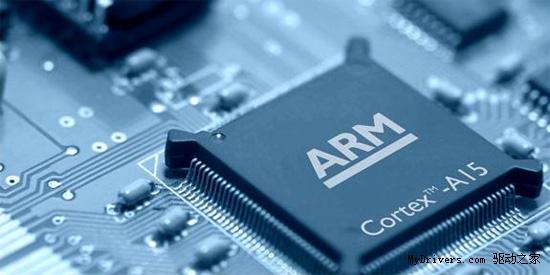 ARM终止华为合作