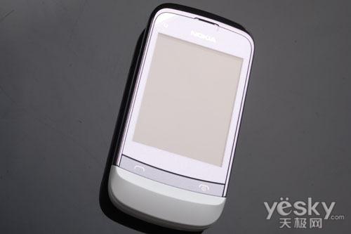 图为:诺基亚C2-06 手机