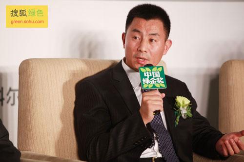 青岛啤酒股份有限公司生产管理总部部长卢绪军