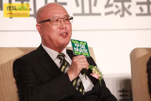 康师傅控股有限公司华北区董事长张百清