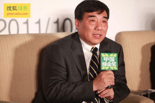 杜邦中国营运副总裁、杜邦中国集团有限公司总经理李江