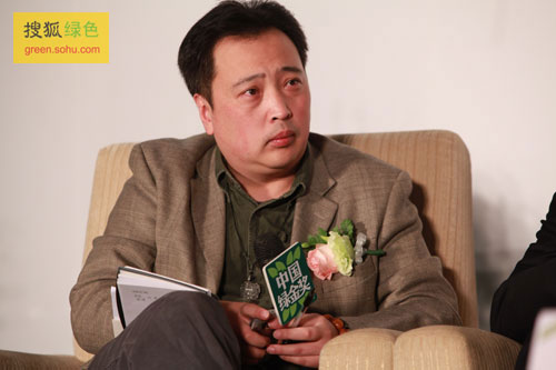 智囊传媒总裁傅强