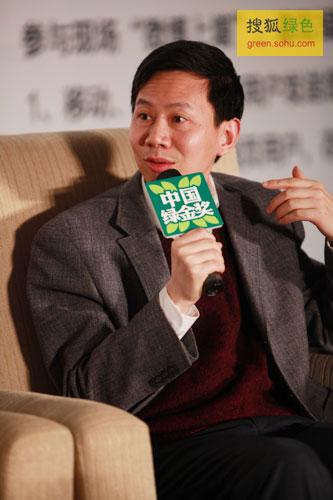 清华大学创新与企业社会责任研究中心主任邓国胜