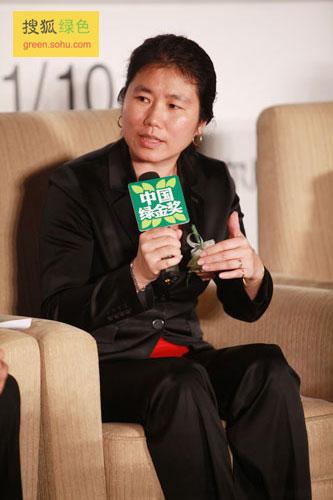 飞利浦大中华区副总裁徐申娟