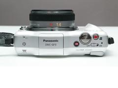 1200万像素全高清摄像 松下单电GF3促销