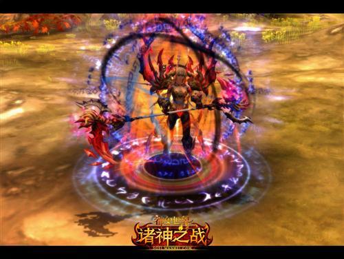 《神鬼世界》诸神之战新神职猎魂者战地实录(组图)