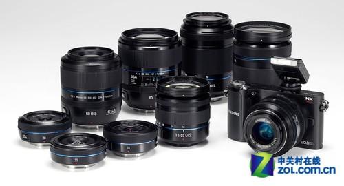 三星NX200以及NX系统镜头
