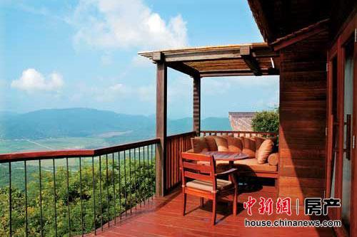 海景房景观图片来源:中国新闻网