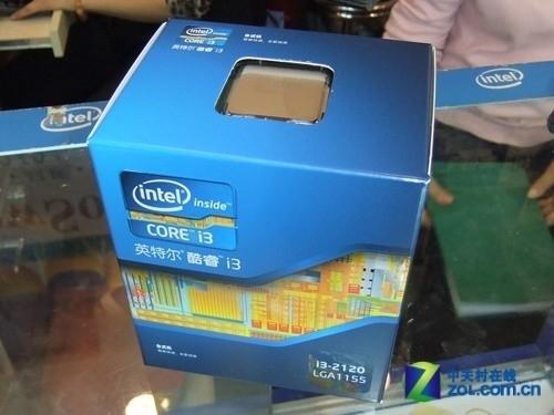 中文盒装i3 2120双核,国行原包批量到货