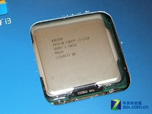 i3 2120双核上市,频率高达3.3GHz,售价800元