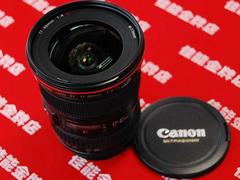 佳能EF17-40mm f/4L USM镜头