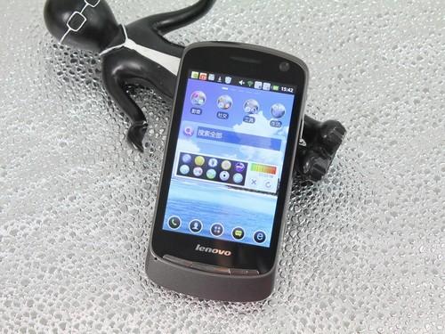 图为 联想乐Phone P70