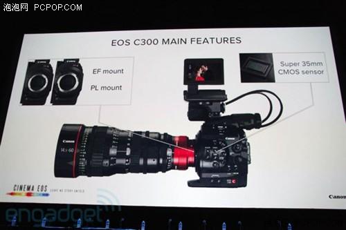 CINEMA EOS系统采用模块化设计