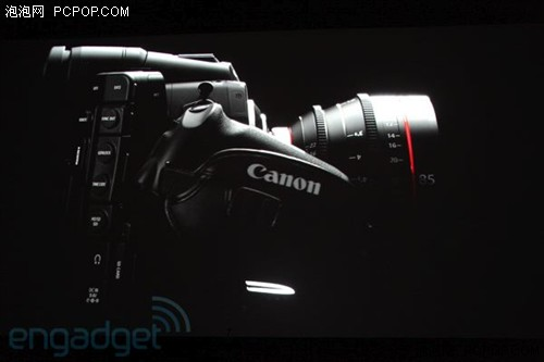 佳能革命性专业摄像机CINEMA EOS系统
