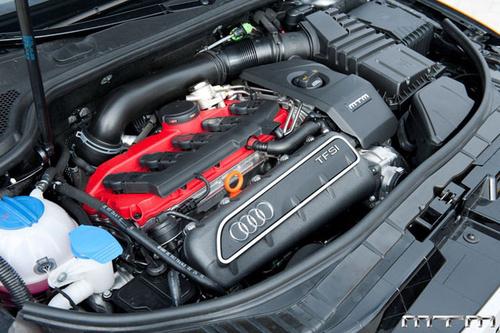 MTM发布奥迪RS3 Sportback动力套件
