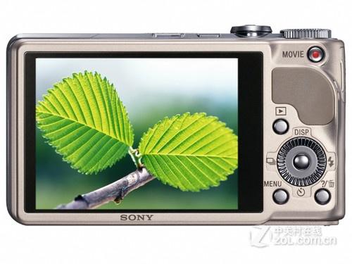 图为:索尼HX9
