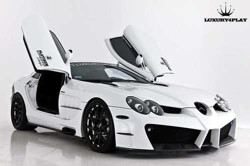 世界最快奔驰SLR 改装版L4P SLR777
