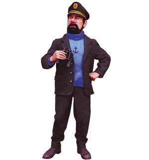 阿道克船长