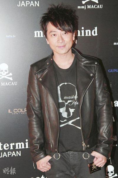 孙耀威表示以后不再重提女友的车祸事件