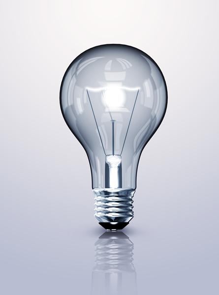 白炽灯图片来源:三联素材