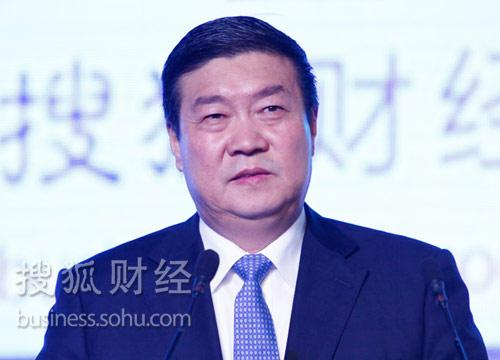 全国工商联副主席、亿利资源集团董事会主席王文彪。(来源:搜狐财经)