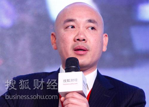 品牌中国产业联盟秘书长王永。(来源:搜狐财经)