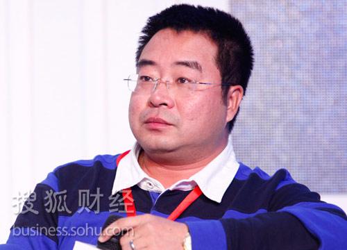 拉卡拉网络技术有限公司总裁孙陶然。(来源:搜狐财经)